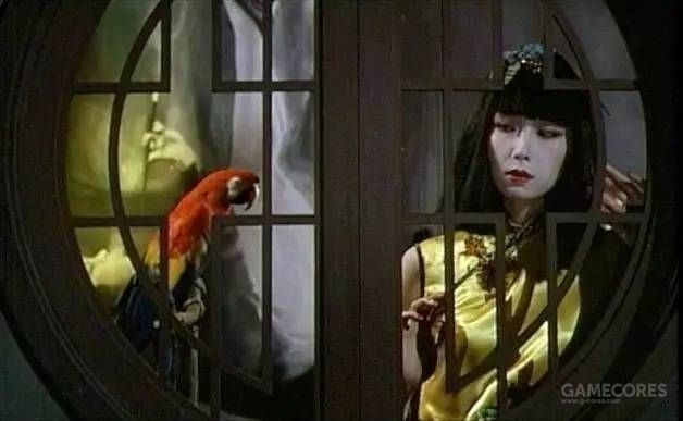 潍坊奥体中����zf�g._她是寺山修司电影《上海异人娼馆》中的旗袍女,也曾为