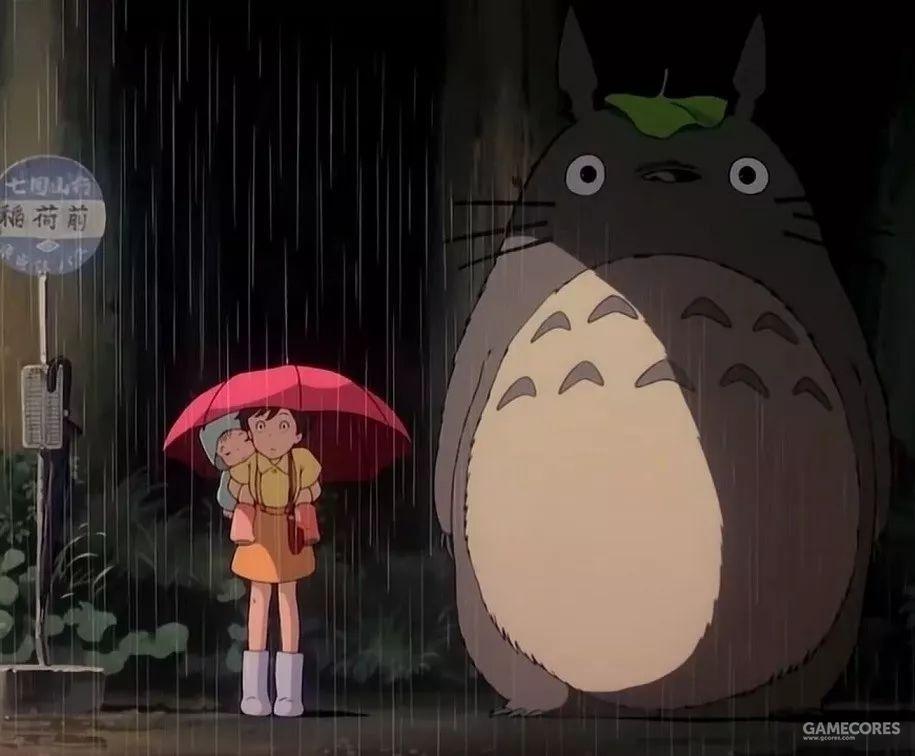 进影院为宫崎骏补票之前,你应该了解的《龙猫》幕后故事