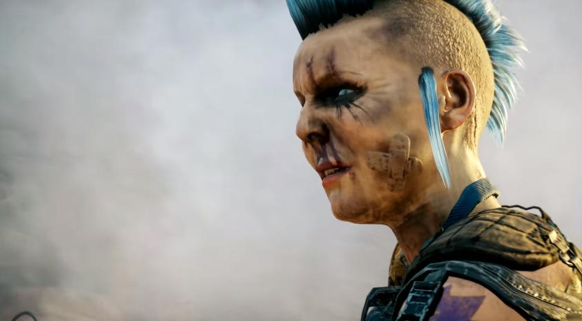 """"""" 部分截图如下: 《狂怒2》将于2019年春季正式发售,登录平台为 ps4"""