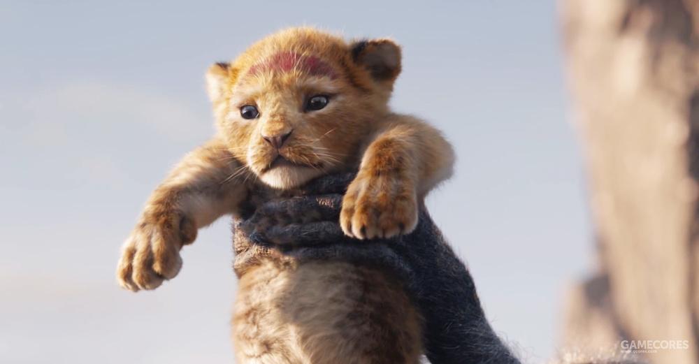 全新cg电影《狮子王》中,我们还能听到这些熟悉的声音