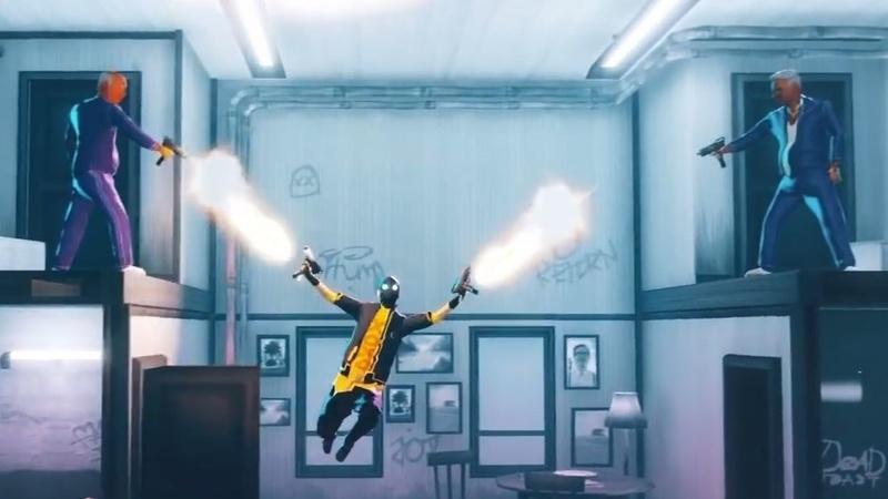 《我的朋友佩德羅》可能是槍鬥術大師,Devolver發行的這款遊戲不要錯過