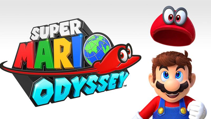 沒去E3但是我也玩到了《超級馬里奧:奧德賽》試玩