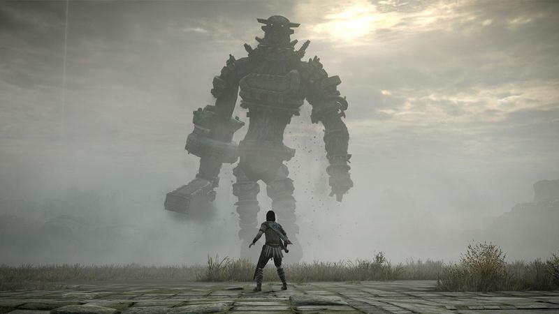 不再是玩家:有個叫汪達的男孩一直在和黑暗戰鬥