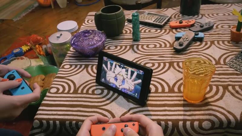 NS遊戲《龍珠:Fighter Z》第二彈電視宣傳片,9月27日發售