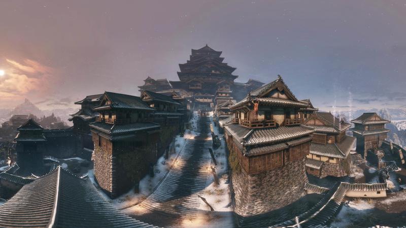 《只狼》世界裡的建築靈感來自何處?日本古建築360度巡禮(一)
