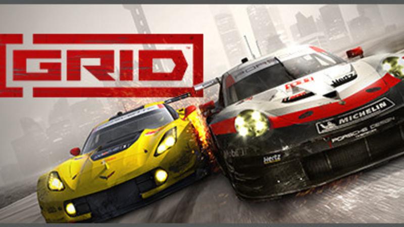 賽車遊戲《GRID》上架Steam,將於9月13日發售