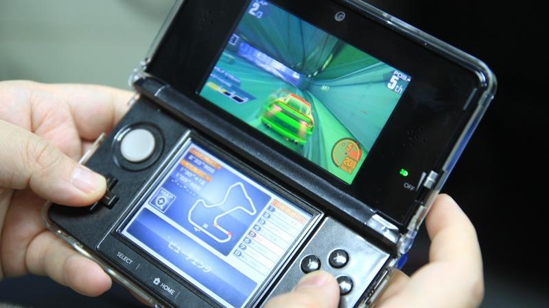 在現在這個時間點 我們說說3DS這臺機器