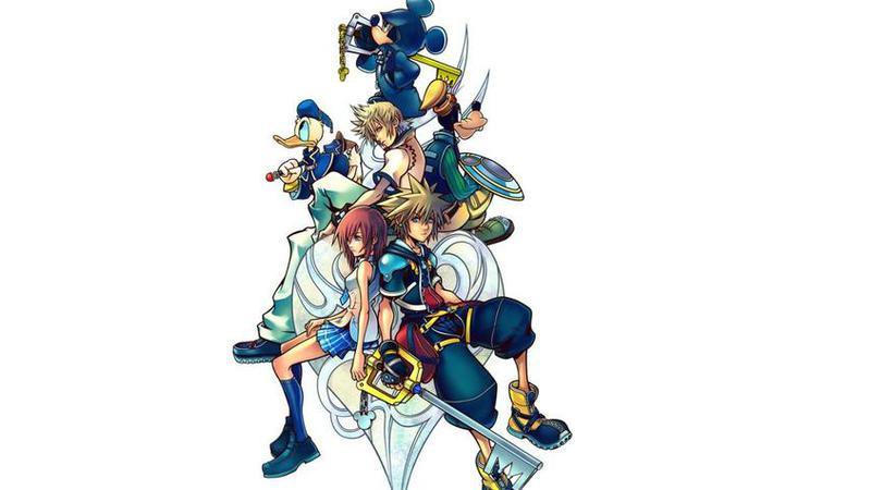 王國之心HD 2.5 Remix 多圖