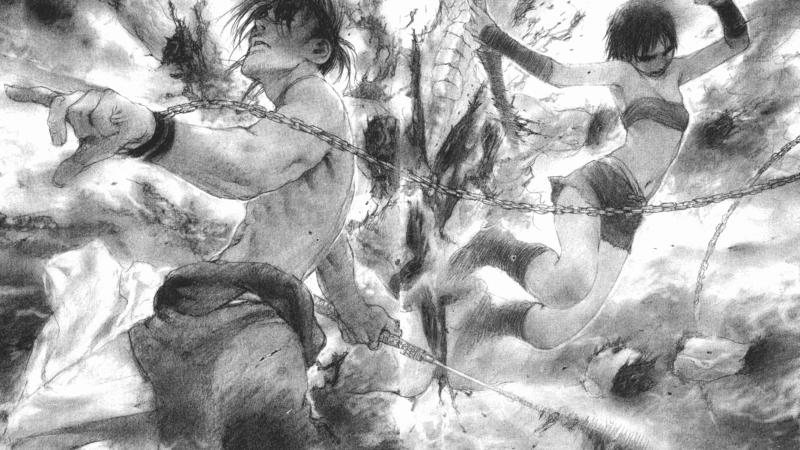 無限的迴響:《只狼》與《無限之住人》