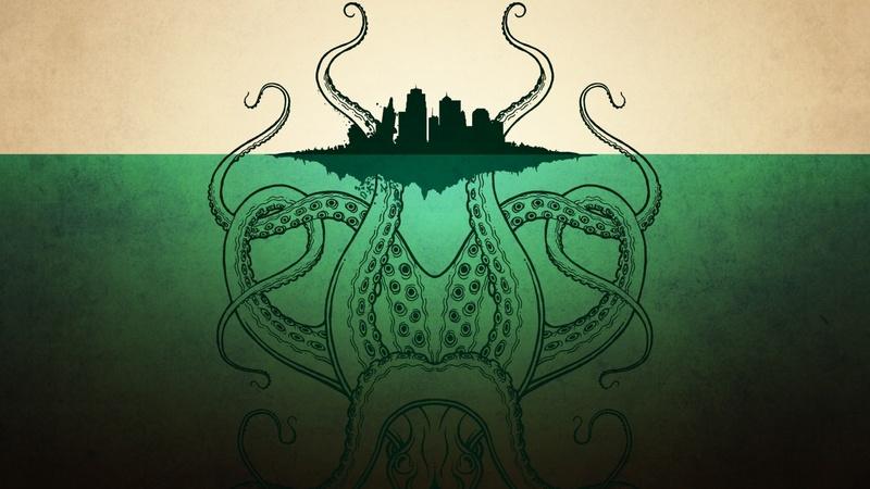 """來自深淵之外:寫給想要了解《克蘇魯神話》的新人""""克普"""""""