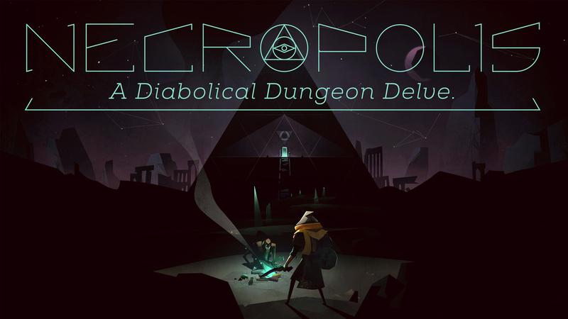 《墓園》(NECROPOLIS)15分鐘試玩