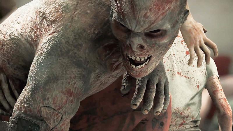 會投技的殭屍你見過沒,《World War Z》公佈遊戲演示預告片