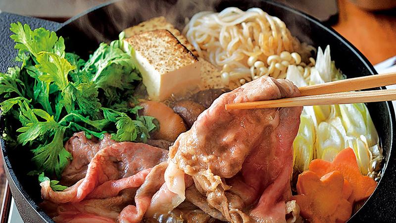 寿喜锅:日本禁肉令后的幸福原点 机核