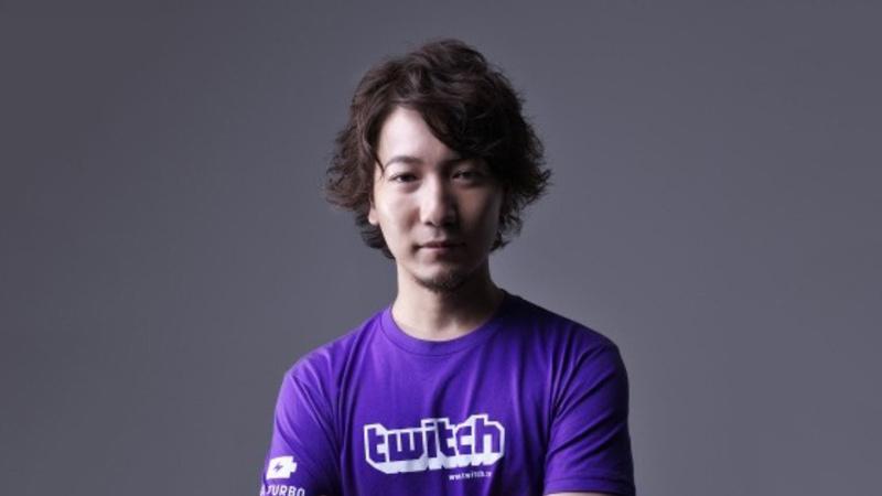 梅原大吾成為Twitch首位環球大使