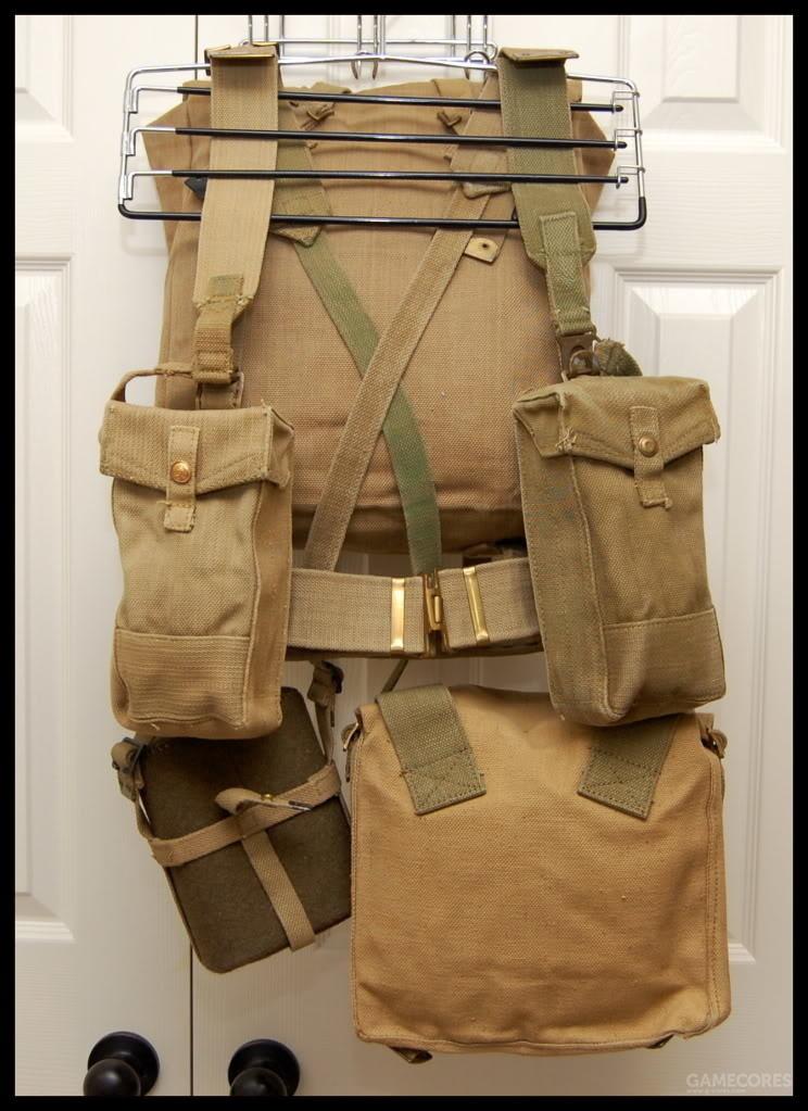 二战美军单兵弹药_从《使命召唤:二战》看美军单兵装备   机核